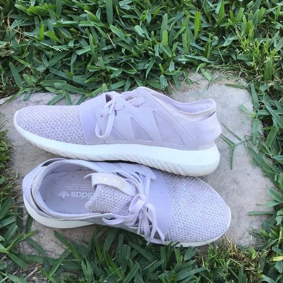 adidas Shoes - Lavender Tubular Adidas